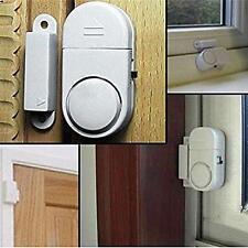 3X Door And Window Entry Alarm Burglar Intruder Sensor Security Safety WarningWR