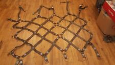 US Military Aircraft Ship Pallet Cargo Net Load Tie Pickup Truck Bed Trailer
