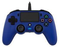 Nacon Controlador Wired Blue PS4 PLAYSTATION 4 Nacon