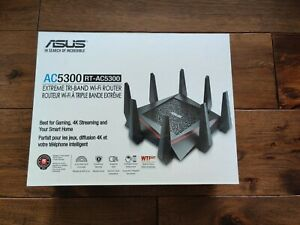 Asus RT-AC5300 Wireless Tri-Band Gigabit Router