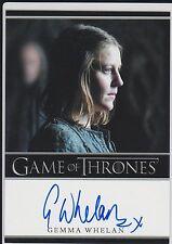 Gemma Whelan Autogramm Game Of Thrones Wolfman Autograph