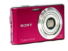 Sony Cybershot Camera DSC-W350 14.1 MP Camera Only No Battery No Charger No SD