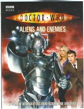 Doctor Who: Aliens And Enemies Justin Richards BBC 2006 Reprint Paperback Good