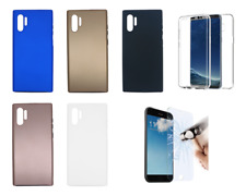 "Funda Carcasa Doble 360º Delantera+Trasera Para Samsung Galaxy Note 10+ 4G 6.8"""