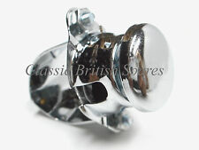 "Lucas Type Chrome Horn Kill Button 76204 7/8"" Triumph BSA Norton AJS Universal"