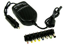80W Universal Car Charger Auto DC Power Adapter Supply For Notebook Laptop