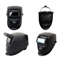 Black Headset Shield Welding Mask Welding Helmet Welders Tig Mig Grinding