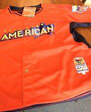 2014 AL All-Star Game NEW Derek Jeter Jersey & Topps Baseball Trading Card NMMT