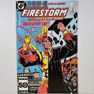 The Fury of Firestorm - No. 40 - DC Comics, Inc. - October 1985 - No Reserve!