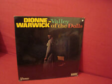 Dionne Warwick Valley Of The Dolls New Sealed Lp Scepter Label Sps 568 Stereo