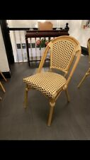 More details for cafe chairs 20 of them available
