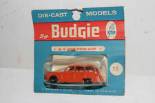 BUDGIE DIECAST ENGLAND #15 AUSTIN STATION WAGON, RED, NEW IN PACK