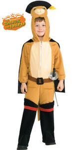 Shrek Child's Puss 'N Boots Deluxe Costume