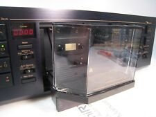 Nakamichi RX-202 Cassette Deck With original box and manual parts/repair