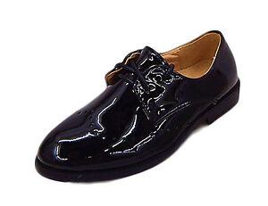 Kinderschuhe festliche Jungen Schuhe Lackschuhe Kommunion Hochzeit Gr. 19 bis 36
