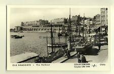 pp1392 - Ramsgate Harbour - Pamlin postcard