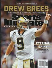 Sports Illustrated  Eternal Saint DREW BREES  2021