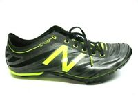 New Balance SD 400 Fantom Fit Black Yellow Track Running Shoes Womens 7 D