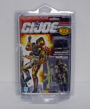 GI JOE ROCK-VIPER Vintage Action Figure Cobra MOC COMPLETE 3 3/4 v1 1990