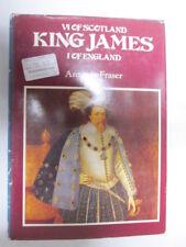 Acceptable - King James, Vi Of Scotland, I Of England - Fraser, Antonia 1984-01-