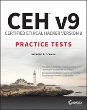 CEH v9: Certified Ethical Hacker Version 9 Practice Tests, Blockmon, Raymond, Go