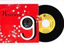 """7""""- Disque Baccara No. 13 ---"""
