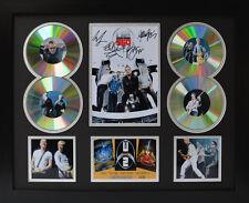 U2 960 Tour Signed Limited Edition Framed Memorabilia (b)