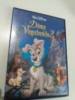 DVD  la dama y el vagabundo 2 Disney