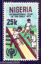 NIGERIA - 1979 - Scott #378 - INTERNATIONAL YEAR OF CHILD 1979 - MNH 25k Stamp
