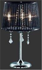 Organza Tischleuchte / Kronleuchter / 3 x E14 / LED möglich