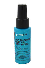 """""""Healthy Sexy Hair Soy and Cocoa Tri-Wheat Leave-In Conditioner by Sexy Hair, 1.7 Ounce"""""""
