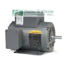 L1410T 5 HP, 1725 RPM NEW BALDOR AIR COMPRESSOR ELECTRIC MOTOR
