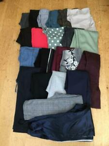TROUSERS  BUNDLE x 22     Woman/Teen  *Jeans/Chinos/Cropped/Smart*   Size 4/6/XS