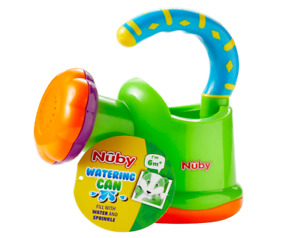 Nuby Fun Watering Can Perfect Toy for a Fun Bathtime and Learning 6m+ Bath Kids