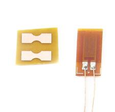 2PCS 120Ω Foil Strain Gauge for Weighing Sensor / Pressure Transmitter 120ohm