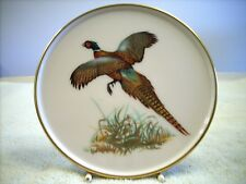 Lenox Porcelain Pheasant Collectors Plate