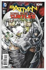 Batman/Teenage Mutant Ninja Turtles #3 (Apr 2015, DC)
