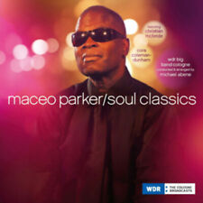Maceo Parker : Soul Classics CD (2012) ***NEW*** FREE Shipping, Save £s