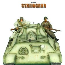 RUSSTAL031 Russian Infantry Winter Tank Riders Set #2 by First Legion
