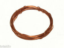 50 OF PICTURE FRAME HANGING WIRE COPPER 3 METRES