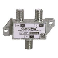Channel Plus Open House CP-2532 Diplexer 2 Way Signal Splitter Combiner 1 GHz