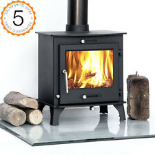 7-8kw OTTAWA+ CLEAN BURN Contemporary Modern Woodburning Stove Stoves Multi Fuel