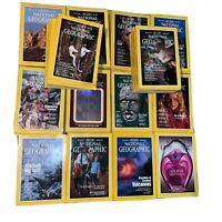 National Geographic Magazines 1980 -1993 You Pick The Issues History