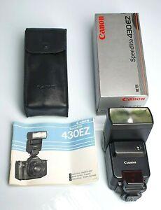 Canon Flash Speedlite 430 ez