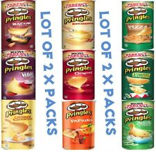 2 x Pringles Flavored Potato Chips Many Flavors Free Shipping 165g / 175g