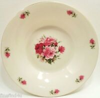 """FORMALITIES BY BAUM BROS CHINA  MARIA ROSSES SET (s) OF 2 SOUP CEREAL BOWLS 8"""""""