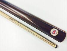 GCE English ASH Pool Snooker Billiard Cue 60 inch (Blue Flame) Good Breaking Cue