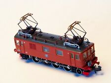N-scale 7368 Fleischmann ELECTRIC LOCO SJ, CLASS DU 2  Sweden, Swedish RR