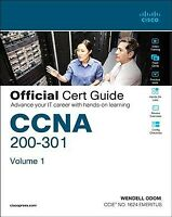 Ccna 200-301 Official Cert Guide, Hardcover by Odom, Wendell, Brand New, Free...