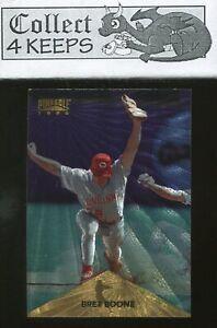 1996 Pinnacle Starburst #135 Brett Boone (Cincinnati Reds)